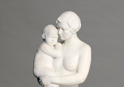 Äiti ja lapsi